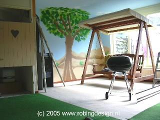 Robing design bij in holland staat een huis - Meubilair loungeeetkamer ...